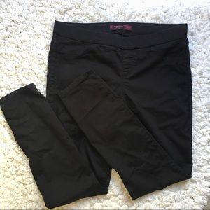 Denim - black jeggings